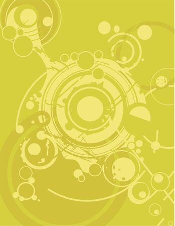 A yellow background 版權商用圖片