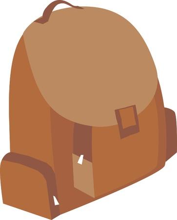 A knapsack