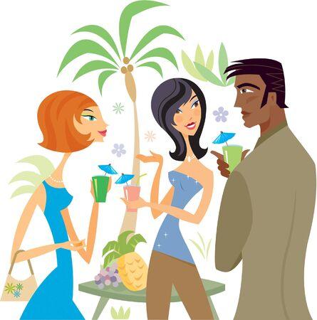 mingle: mingling singles