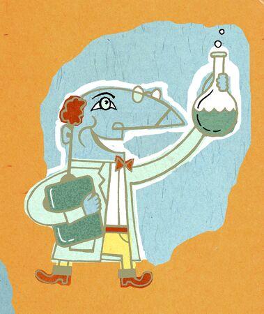 studio zoo: mad scientist