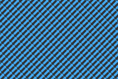 Geometric background with arrows pattern