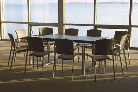 A conference room with a view. Stock Photo - 311143