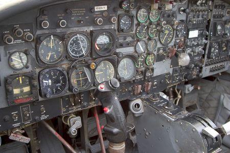 the switch: Le varie opzioni e chiama gli aeromobili di una cabina di pilotaggio.