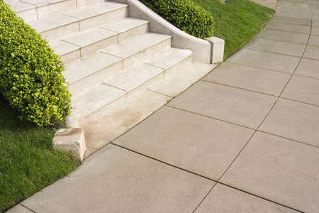 Uw fundamentele stappen die leiden tot een voetpad.