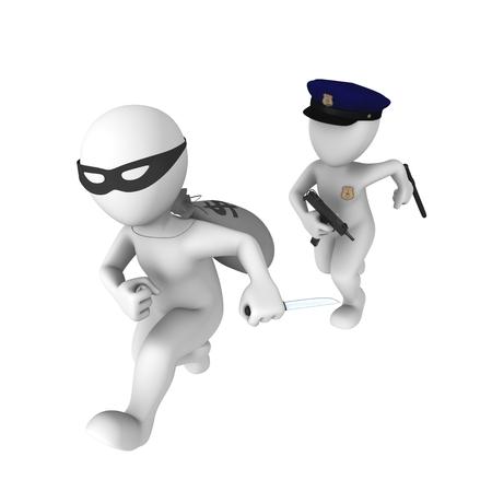 policeman: arrest