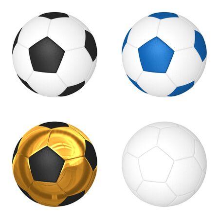 3d: 3d soccerball