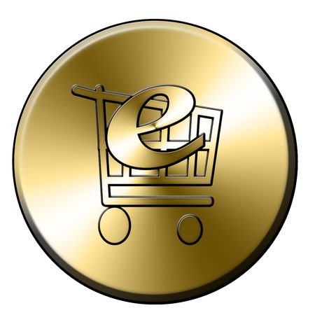 web shop button photo