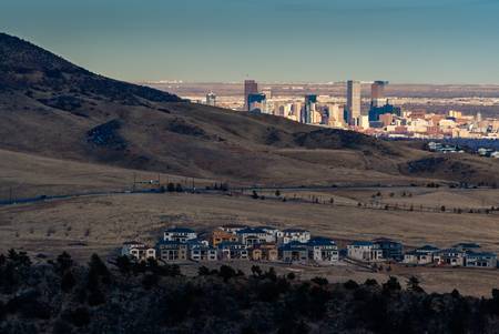 foothills: Denver From The Foothills