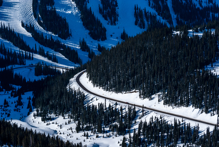 moguls: Loveland Pass, A-Basin Ski Resort