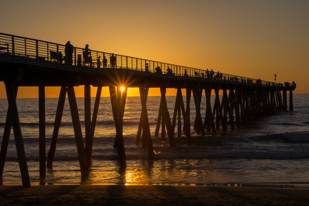 hermosa beach: Hermosa Beach, California