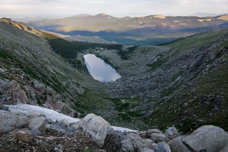 Mount Evan Wilderness Area, Colorado