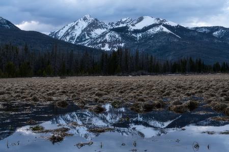 Rocky Mountain National Park - Grand Lake, Colorado.