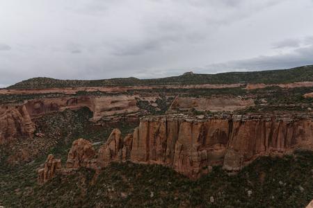 Colorado National Monument, Fruita, Colorado.