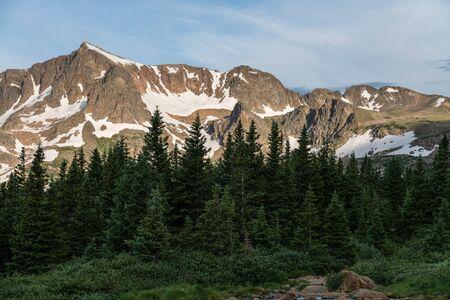 Arapaho Pass Trail, near Nederland, Colorado