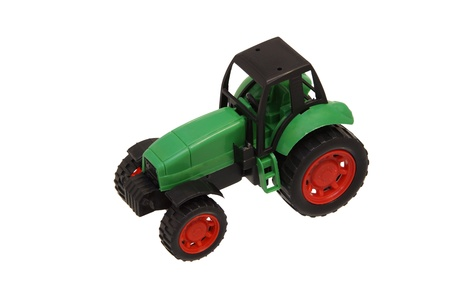 Tractor model  Children photo