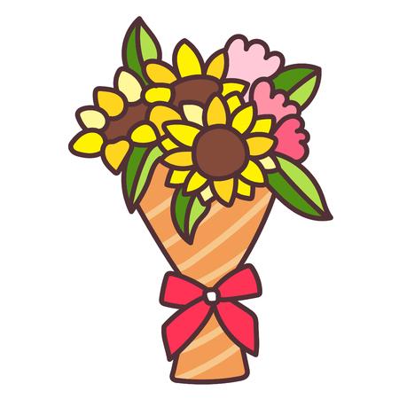 Cute illustration of Flower.