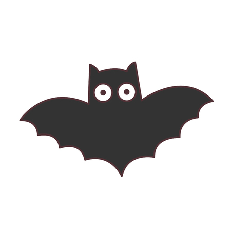 Cute illustration of Bat.