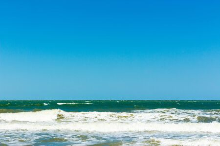 Waves on the sea in a club closeup. Фото со стока - 130693759