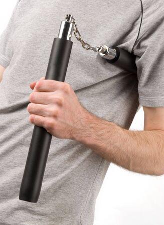 nunchaku: Training Nunchaku