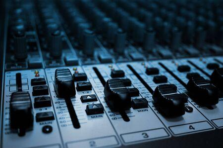 audio mixer Stock Photo - 5378568