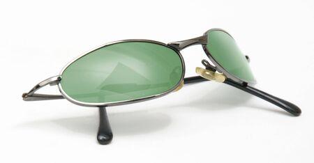 sunglasses on white Stock Photo - 5387317