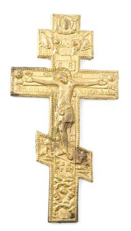 crucifiction: Jesus on cross