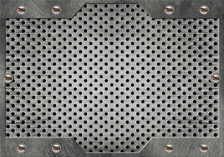 metal frame Stock Photo - 5603726