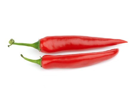 spicey: Red hot chilli peppers