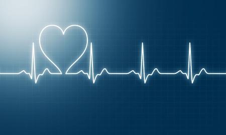 heart beat photo