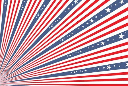 월 독립 기념일 배경 4 일러스트