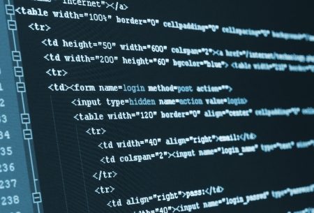 Source code Stock Photo - 16420484