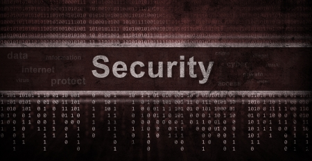 passkey: Security concept. grunge background