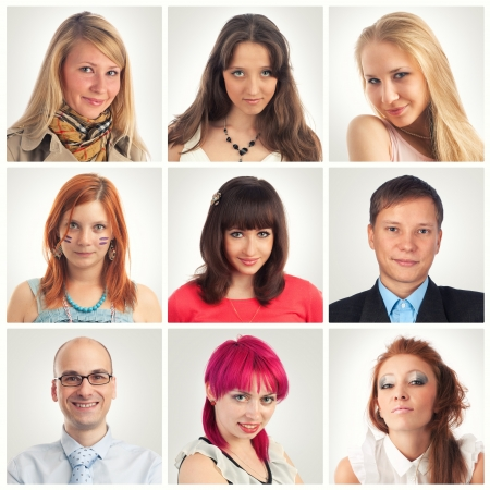 Smiling Portraits photo