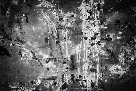 messy: grunge messy black and white background texture Stock Photo