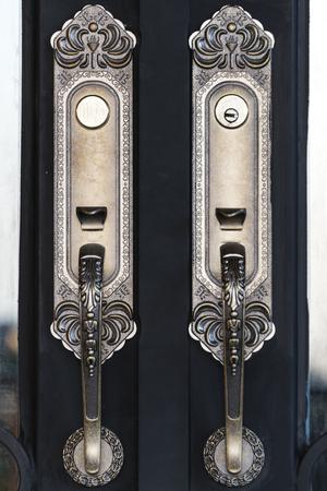handles: Door handles