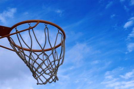 sky basketball photo