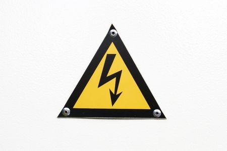 high voltage Stock Photo - 917086