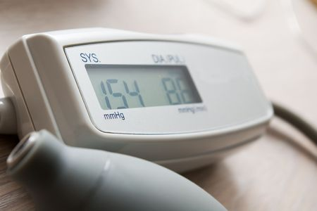 blood pressure monitor photo