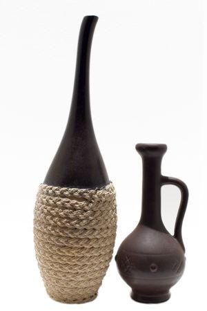 oriental ceramics Stock Photo