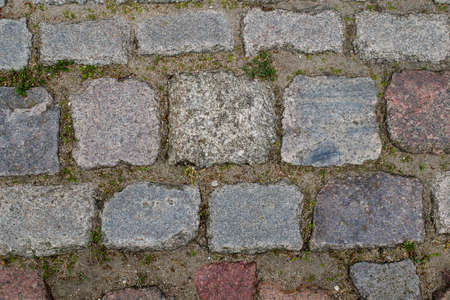 old cobblestone path texture Stock Photo - 1261046