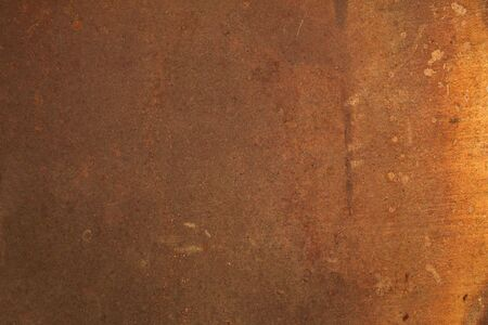 rusty steel background in gradient light Stock Photo - 2018847
