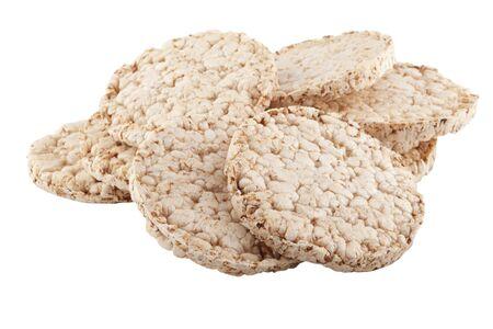 galettes: heap of heathy puffed corn bread