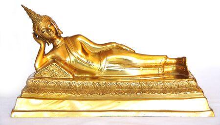Buddha images on Tuesday