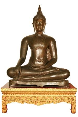 Meditation buddha photo
