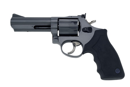 bb gun: revolvers Stock Photo