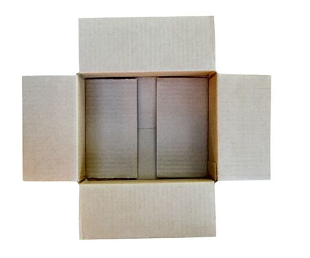 Empty box photo