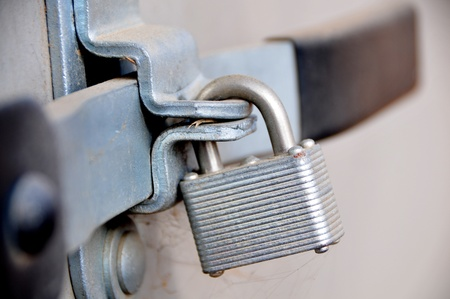padlocks: key lock
