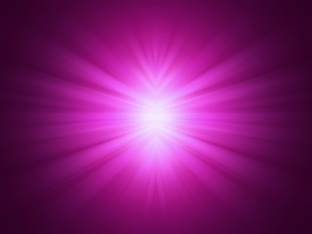rays violet background Stock Photo