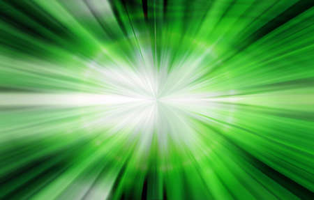 Abstract technology green background Stock Photo - 18300290