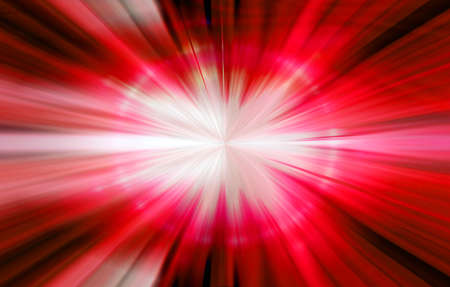 Abstract technology red background Stock Photo - 18300293